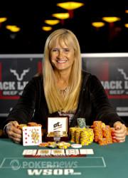 Marsha Wolak - Event #53 Champion ($192,344)