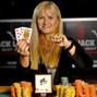 Marsha Wolak is the 2011 WSOP Ladies event bracelet winner