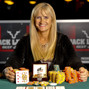 Marsha Wolak,2011 WSOP Ladies event bracelet winner.