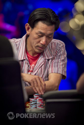 Minh Ly - Chip leader