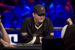 Phil Hellmuth leading the way