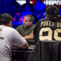 Phill Hellmuth and Matt Glantz