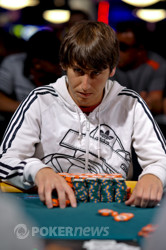 Hasan Anter Takes the Chip Lead into Day 4