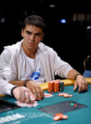 Selim Oulmekki - 4th Place ($251,267)