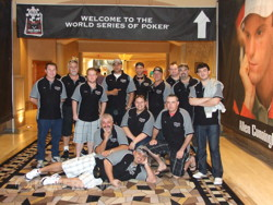 The 2011 TeamAPL squad (photo courtesy of the APL)