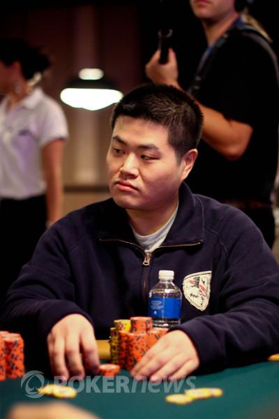 Seat 9: Feming Han