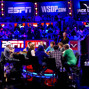 The final ten players on the ESPN Main Feature Table.