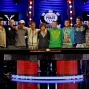The 2011 World Series of Poker Main Event November Nine.