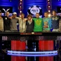 The 2011 World Series of Poker Main Event November Nine