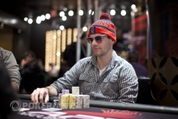 James Obst Eliminated in 11th Place ($18,300)