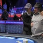 Chino Rheem and Gavin Smith (photo courtesy of Epic Poker)
