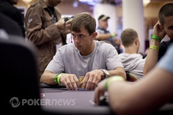 Shannon Shorr - Day One Chip Leader