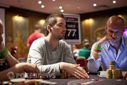 David Callaghan Eliminated in 11th Place