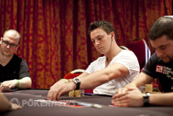 Sam Trickett - Another Chip Lead and Another Final Table