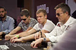 Sam Chartier eliminated in 8th place