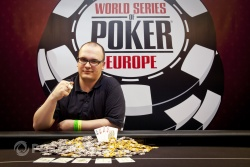 Steve Billirakis wins his second WSOP bracelet