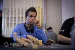 No WSOPE bracelt for Sami Kelopuro this year.
