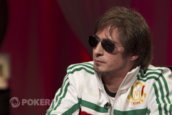 Moritz Kranich eliminated in 3rd place