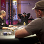 Shawn Buchanan contemplates Mizrachi's all in bet