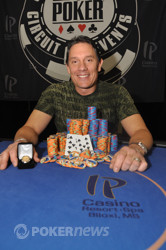Jerry Monroe- WSOPC Biloxi Main Event Champion