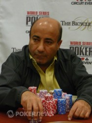 Freddy Deeb keeps adding to his stack.