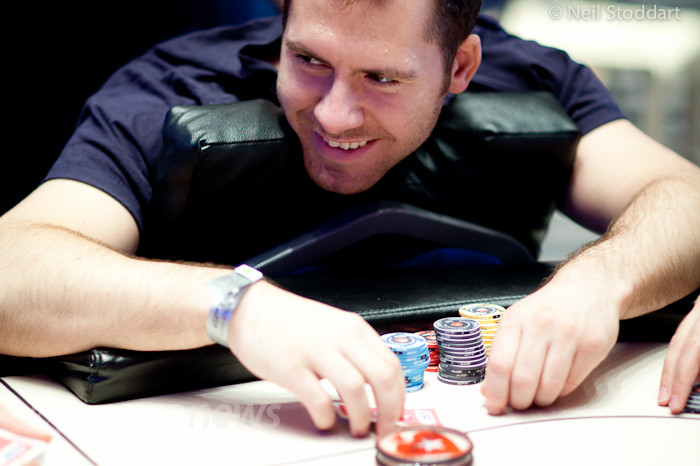 Daniel Cates Super High Roller London
