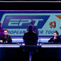 Heads-up play between Justin Bonomo and Tobias Reinkemeier