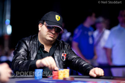 Mostafavi Doubles Up