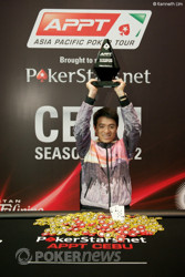 Champion Hoang Anh Do