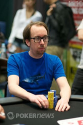 Seat 1: Antoine Amourette, United Kingdom (50,000 chips)