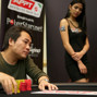 Nicholas Wong during heads-up