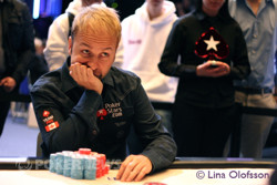 Daniel Negreanu not giving up without a fight.