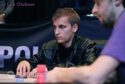 Philipp Gruissem - 3rd Place