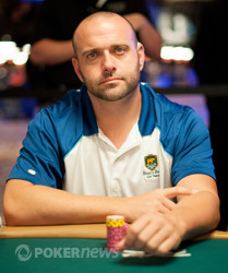 Kerry Parker - out in 16th ($2,717)