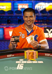Chiab Saechao is the champion!