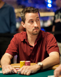 Chad Patterson - out in 11th place ($4,189)
