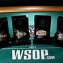 Standard, Poker Player's Championship, Main Event & Ladies Bracelets