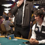 Phil Hellmuth ponders a decision