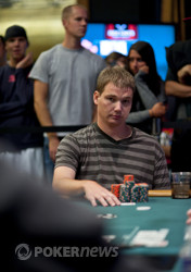 Jacob Bazeley Eliminated in 2nd Place ($322,294)
