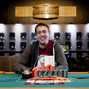 Brent Hanks is the champion of event 2 of the 2012 WSOP.