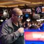 Tommy Vedes waits for river card and elimination