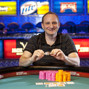 Andy Bloch is the bracelet winner of Event 7.