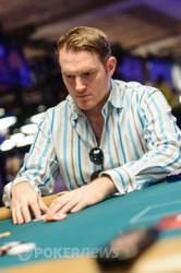 No 2nd bracelet for Andy Frankenberger
