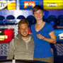 Event 3 Champion Leif Force and girlfriend, Andrea Sloan