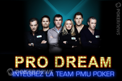 PMU.fr Pro Dream - 10 juin 2012