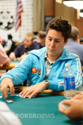 Vanessa Selbst in contention with 32 players remaining