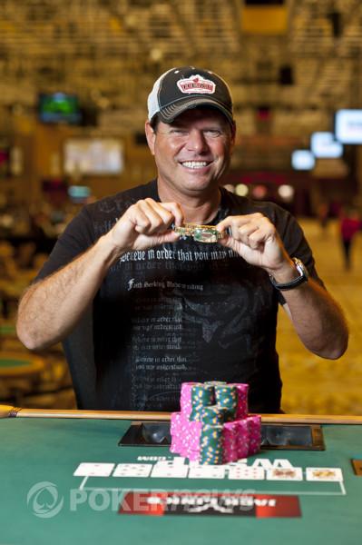 Event 4 Champion Cory Zeidman