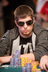 Bryan Pellegrino- Final Table Chip Leader