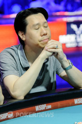 Derrick Huang Eliminated in 3rd Place ($347,228)
