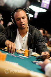 Phil Ivey enters Day 3 sixth in chips
